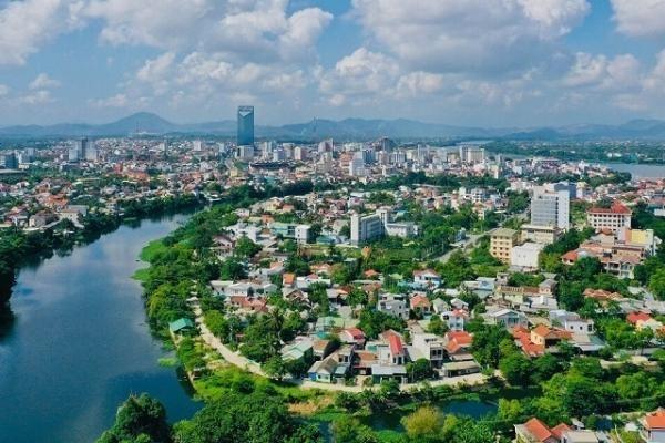 TP Huế sẽ được mở rộng gấp 4 lần với mô hình thành phố trong thành phố