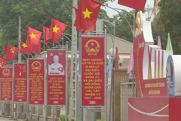 Danh sách chi tiết 207 khu vực bỏ phiếu sớm ở Nghệ An