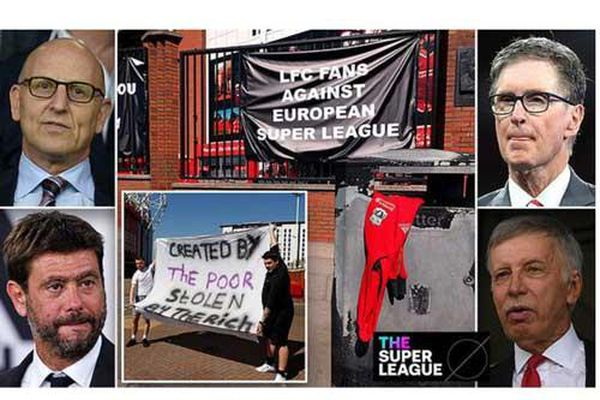 Super League: LĐBD Anh xem xét điều chỉnh luật lệ để ngăn chặn chuyện ly khai