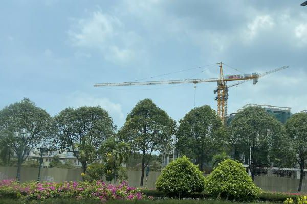 Nhơn Trạch đang theo đà phát triển, nâng cấp hạ tầng mỗi ngày