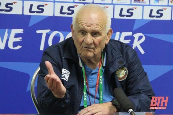 Thua đậm đội bóng hạng nhất, Đông Á Thanh Hóa bị loại khỏi Cúp Quốc gia 2021