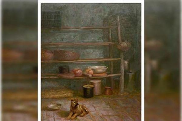 'Gieo nhà gặt nhà' từ triển lãm tranh
