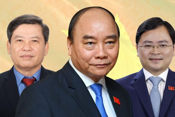Danh sách 13 người được Trung ương giới thiệu ứng cử đại biểu Quốc hội khóa XV tại TPHCM