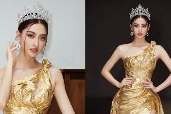 Hoa hậu Lương Thùy Linh khoe visual chuẩn 'nữ thần', chiêu mộ không ít thí sinh Miss World