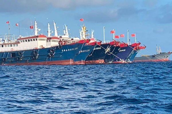 EU: Tàu Trung Quốc ở đá Ba Đầu 'đe dọa hòa bình trên Biển Đông'