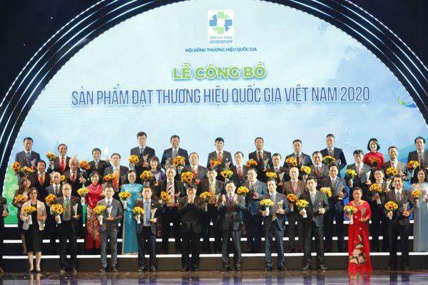 Nâng vị thế Thương hiệu Quốc gia Việt Nam