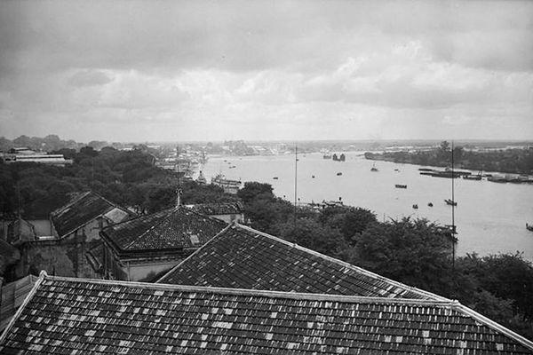 Góc nhìn tuyệt đẹp về Sài Gòn năm 1938 từ khách sạn Majestic