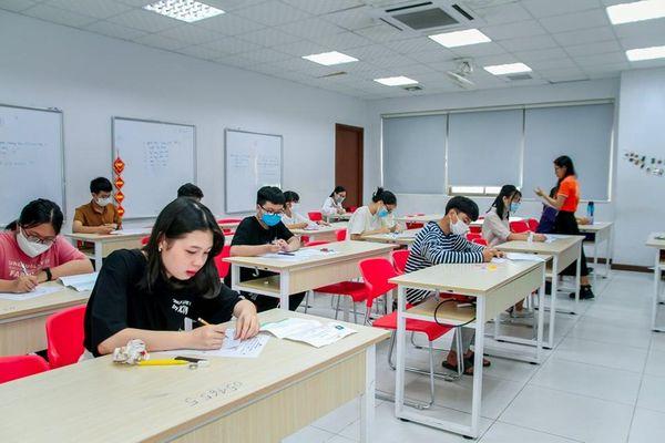 Gần 700 học sinh THCS thi tuyển vào lớp 10 Trường THPT FPT Đà Nẵng