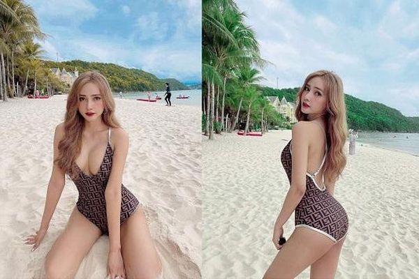 Nữ DJ Sài thành xinh đẹp khoe vóc dáng nóng bỏng, cong hơn cả đường đua F1