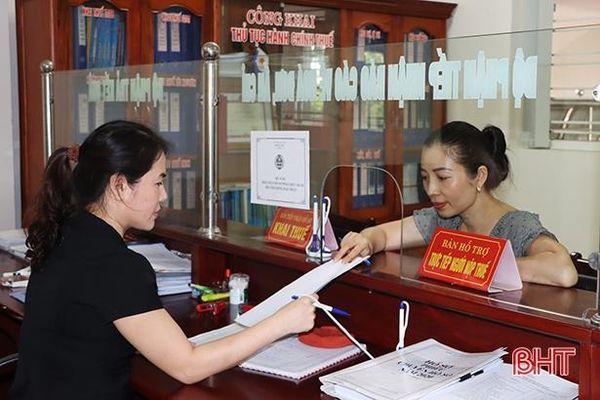 Hà Tĩnh khoanh nợ cho 2.626 người nộp thuế