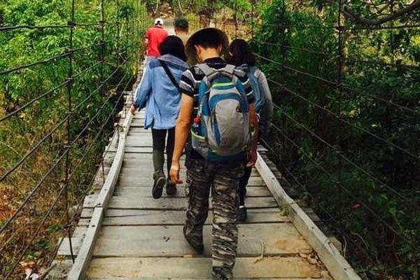 Trekking chinh phục suối Lồ Ô – đỉnh Đá Đỏ (Ninh Thuận)