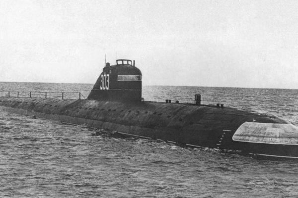 Những điều ít biết về tàu ngầm năng lượng hạt nhân đầu tiên của Liên Xô