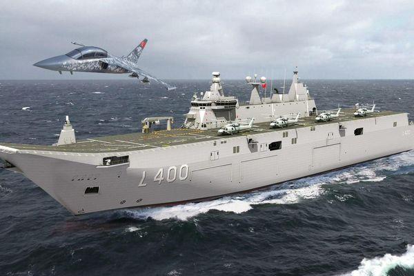 Forbes: Hải quân Thổ Nhĩ Kỳ không có tàu sân bay vì S-400 của Nga