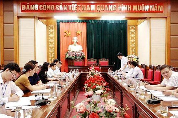 Quỳnh Nhai (Sơn La) triển khai các bước chuẩn bị công tác bầu cử