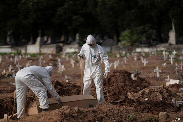 Biến chủng virus đang 'tàn sát' người dân Nam Mỹ