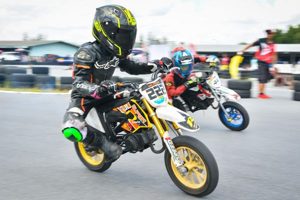 Sắp có giải đua xe máy cho trẻ em ở Bình Dương