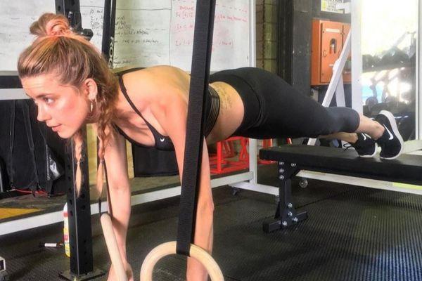 Amber Heard tập luyện cho 'Aquaman 2'