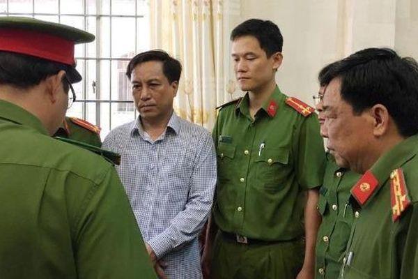 Hoàn tất cáo trạng truy tố nguyên Chủ tịch UBND TP Trà Vinh và thuộc cấp
