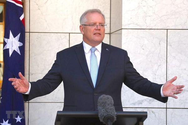 Australia: Tỷ lệ ủng hộ Thủ tướng Scott Morrison tăng trở lại