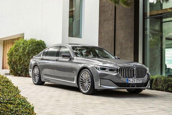 7 điểm nhấn tạo nên đẳng cấp của BMW 7 Series