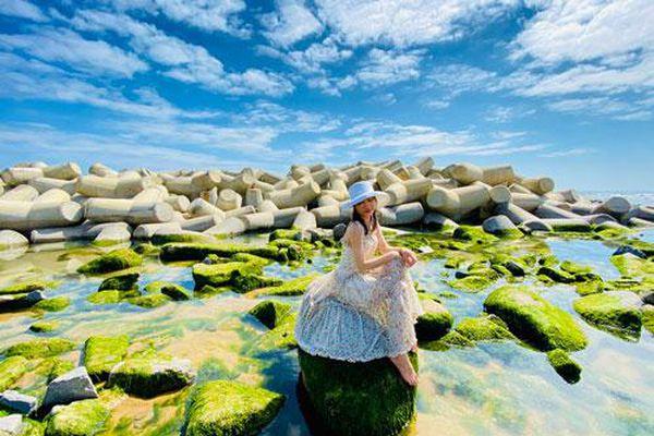Mùa rêu xanh ở Phú Yên đẹp nhất vào tháng mấy?