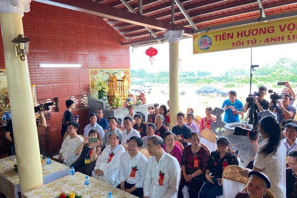 Tiên Hương Vọng Từ: Nơi bảo tồn và phát huy giá trị di sản văn hóa