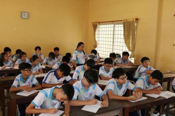 Tăng tốc ôn tập tuyển sinh lớp 10