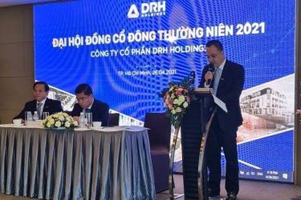 Năm 2021, DRH Holdings sẽ hoàn tất nhiều dự án