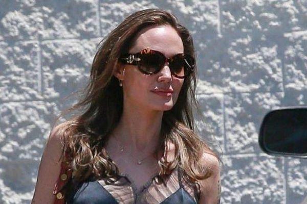 Angelina Jolie của năm 2021