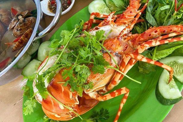 Địa chỉ ăn hải sản ngon ở Nha Trang