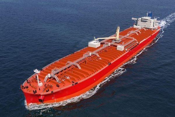 Tàu dầu khổng lồ bị đâm, cảng lớn của Trung Quốc chịu ảnh hưởng nặng