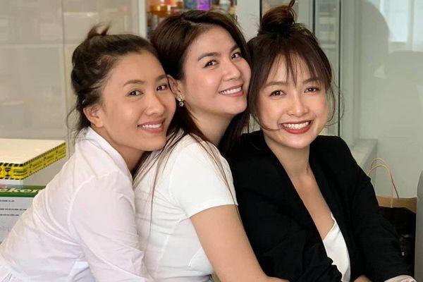 Tình bạn 12 năm của Kha Ly, Lê Bê La và dàn sao 'Cổng mặt trời'