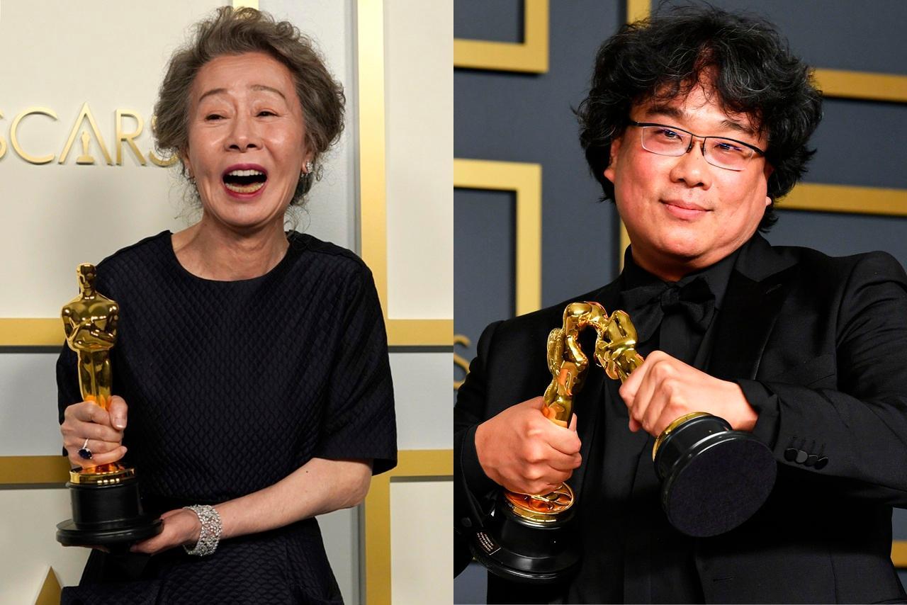 Hai gương mặt vàng của điện ảnh Hàn Quốc tại Oscar
