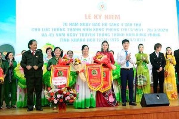 Kỷ niệm 45 năm ngày truyền thống lực lượng thanh niên xung phong tỉnh Khánh Hòa
