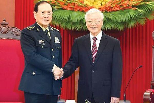 Thúc đẩy quan hệ đối tác chiến lược toàn diện Việt Nam - Trung Quốc