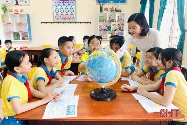 Đổi mới phương pháp giảng dạy - nhìn từ hội thi giáo viên giỏi Hà Tĩnh