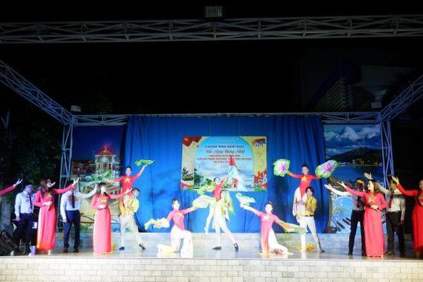Bà Rịa - Vũng Tàu: Giao lưu văn nghệ chào mừng kỷ niệm Giải phóng miền Nam