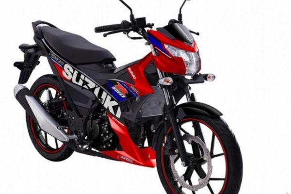 Suzuki Raider R150 2021 ra mắt phiên bản đặc biệt, giá 49,99 triệu đồng