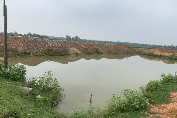 Vĩnh Phúc: Vĩnh Tường sẽ giải phóng mặt bằng một hộ còn lại tại khu đất dịch vụ, đất đấu giá ở xã Kim Xá