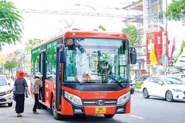Tăng khả năng tiếp cận xe buýt