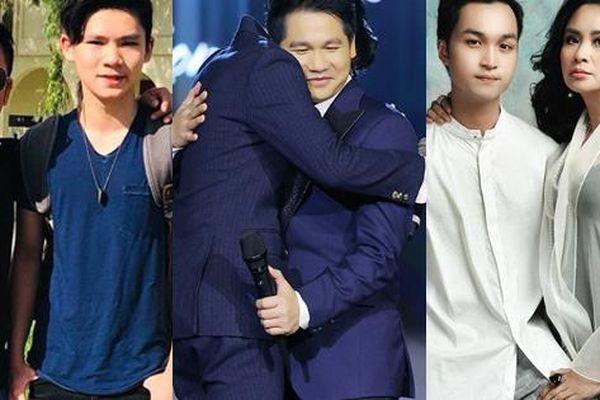 3 cậu con trai tài năng, điển trai 'vượt bố' của Quốc Trung, Bằng Kiều, Trọng Tấn