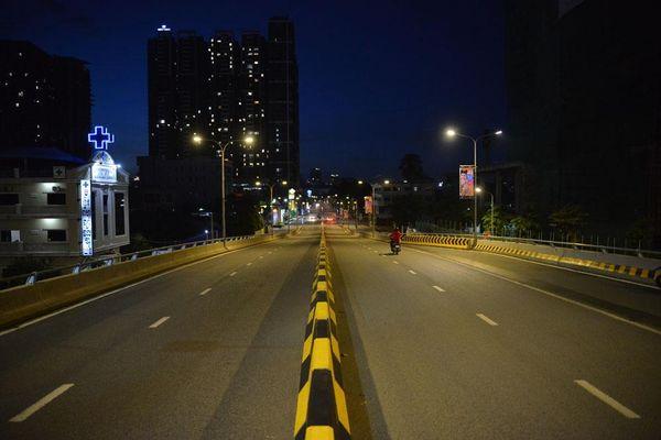 Phnom Penh trống vắng giữa những ngày phong tỏa