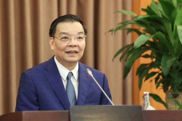 Chủ tịch UBND TP Hà Nội Chu Ngọc Anh ứng cử đại biểu HĐND TP khóa XVI tại quận Đống Đa