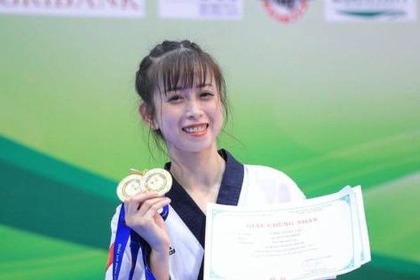 Nhan sắc tươi tắn của 'hoa khôi' Taekwondo tham gia ứng cử đại biểu HĐND TP. HCM.