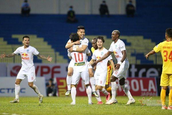 Video bàn thắng Thanh Hóa 1-2 HAGL