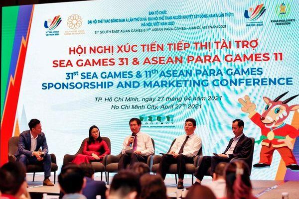 SEA Games 31 và ASEAN Para Games 11 có nhà tài trợ đầu tiên