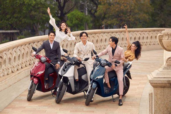 Xe máy điện trở thành 'trend' ở châu Á như thế nào?