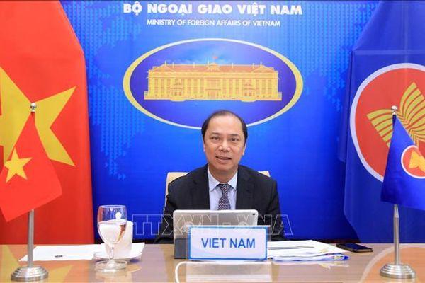 Hội nghị Quan chức cao cấp ASEAN - Ấn Độ lần thứ 23
