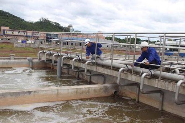 Cả nước chỉ có 19,3% cụm công nghiệp có hệ thống xử lý nước thải
