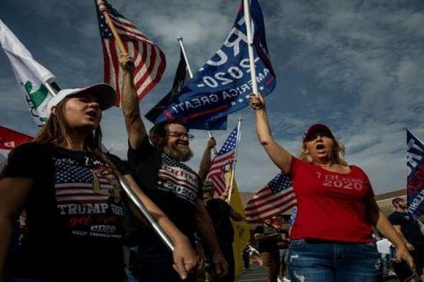Một bang tại Mỹ vẫn đang đếm lại phiếu bầu cử 2020
